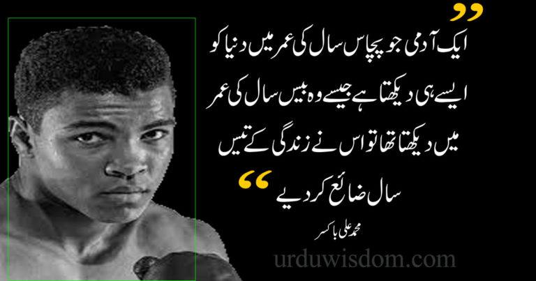 Motivational Quotes in Urdu 4