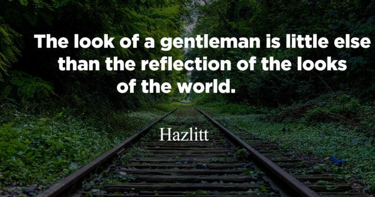 Gentleman Quotes 2