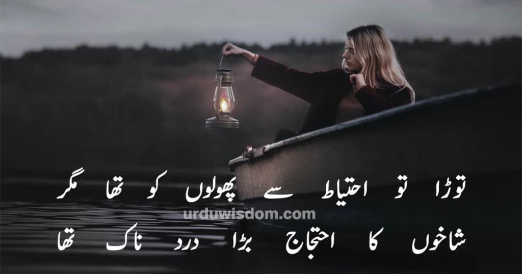 Best Sad Poetry In Urdu 19