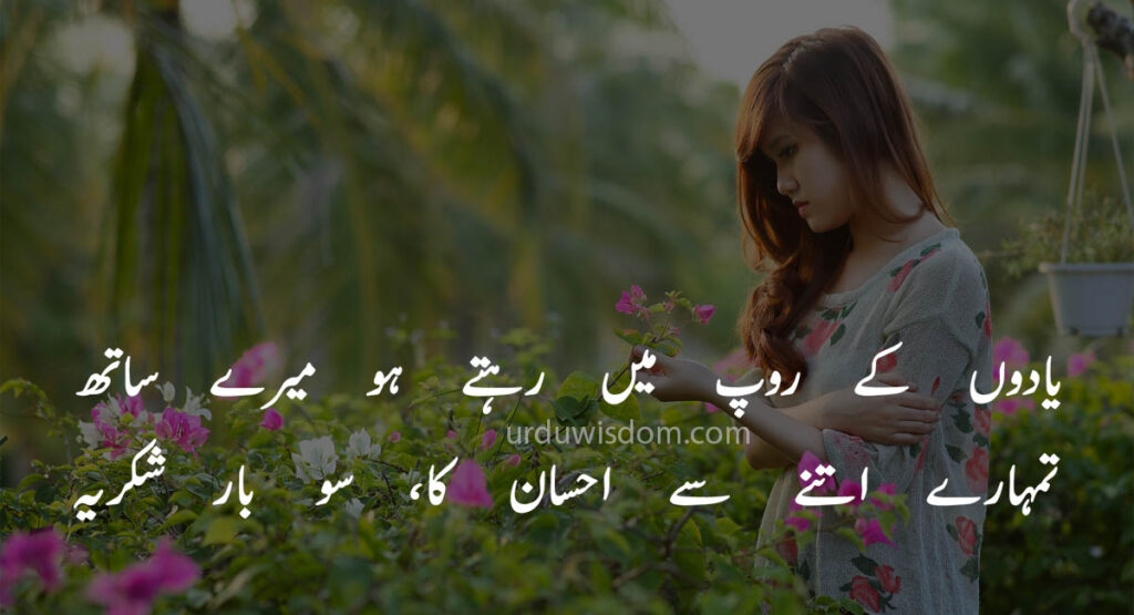 Poetry Love In Urdu 8