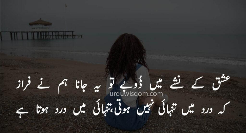 Poetry Love In Urdu 12