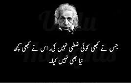 Top 20 Albert Einstein Quotes In Urdu 15
