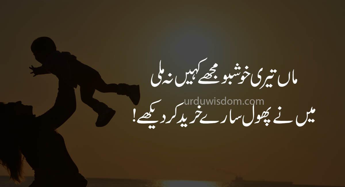 Top 20 Mother Quotes in Urdu 4