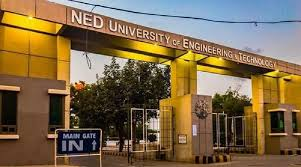 NED University of Engineering and Technology,