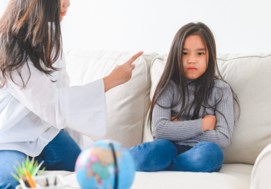 How to Cope with a Stubborn Child
