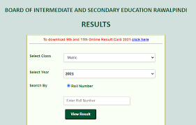 12th Class Result 2021: All Punjab Boards 1